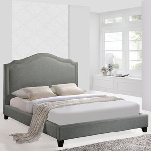 Read Reviews Queen Upholstered Platform Bed by Modway Reviews (2019) & Buyer's Guide