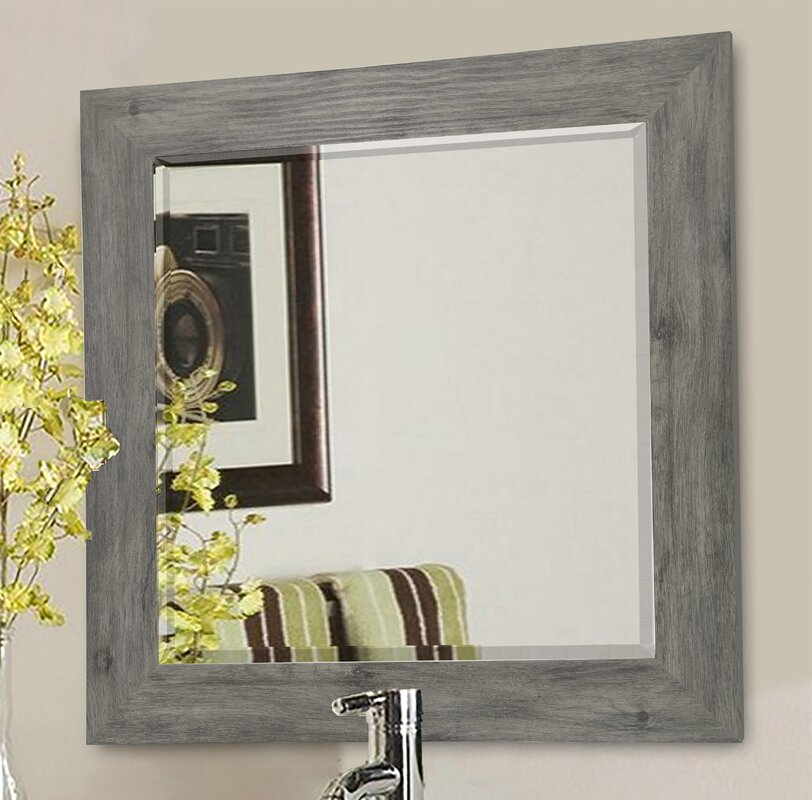 Barnwood Wall Mirror Part 51