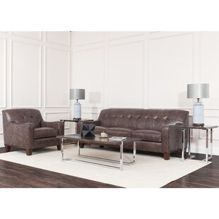 Daly Leather Configurable Living Room Set By 17 Stories