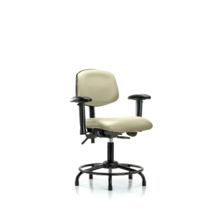 Otis Drafting Chair by Symple Stuff Best #1