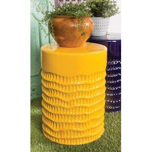 Hillenbrand Eclectic Ceramic Garden Stool