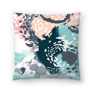 Charlotte Winter August Throw Pillow
