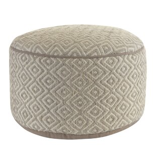 Round Scandinavian Ottomans Poufs You Ll Love In 2021 Wayfair