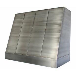 36 Sheffield 600 CFM Ducted Wall Mount Range Hood