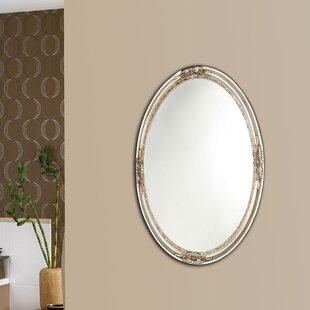 Best Price Quon Framed Wall Mirror ByAstoria Grand