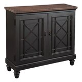 Ted 2 Door Accent Cabinet by Alcott Hill®