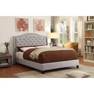 Bigelow King Upholstered Platform Bed
