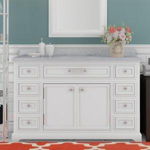 Vanity Bathroom Images 48 inch bathroom vanities you'll love | wayfair