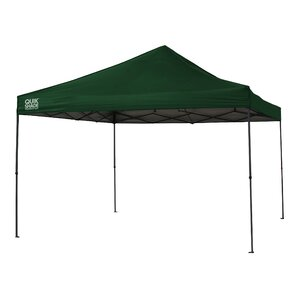 Quik Shade 12 Ft. W x 12 Ft. D Steel Pop-Up Canopy