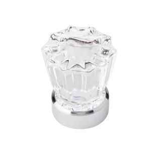 Luster Glass Crystal Knob
