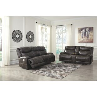 Maisy Reclining Configurable Living Room Set By Red Barrel Studio