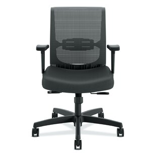 Best Price Convergence Mid-Back Mesh Task Chair by HON Reviews (2019) & Buyer's Guide