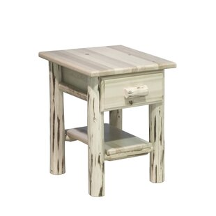 Abordale 1 Drawer Nightstand