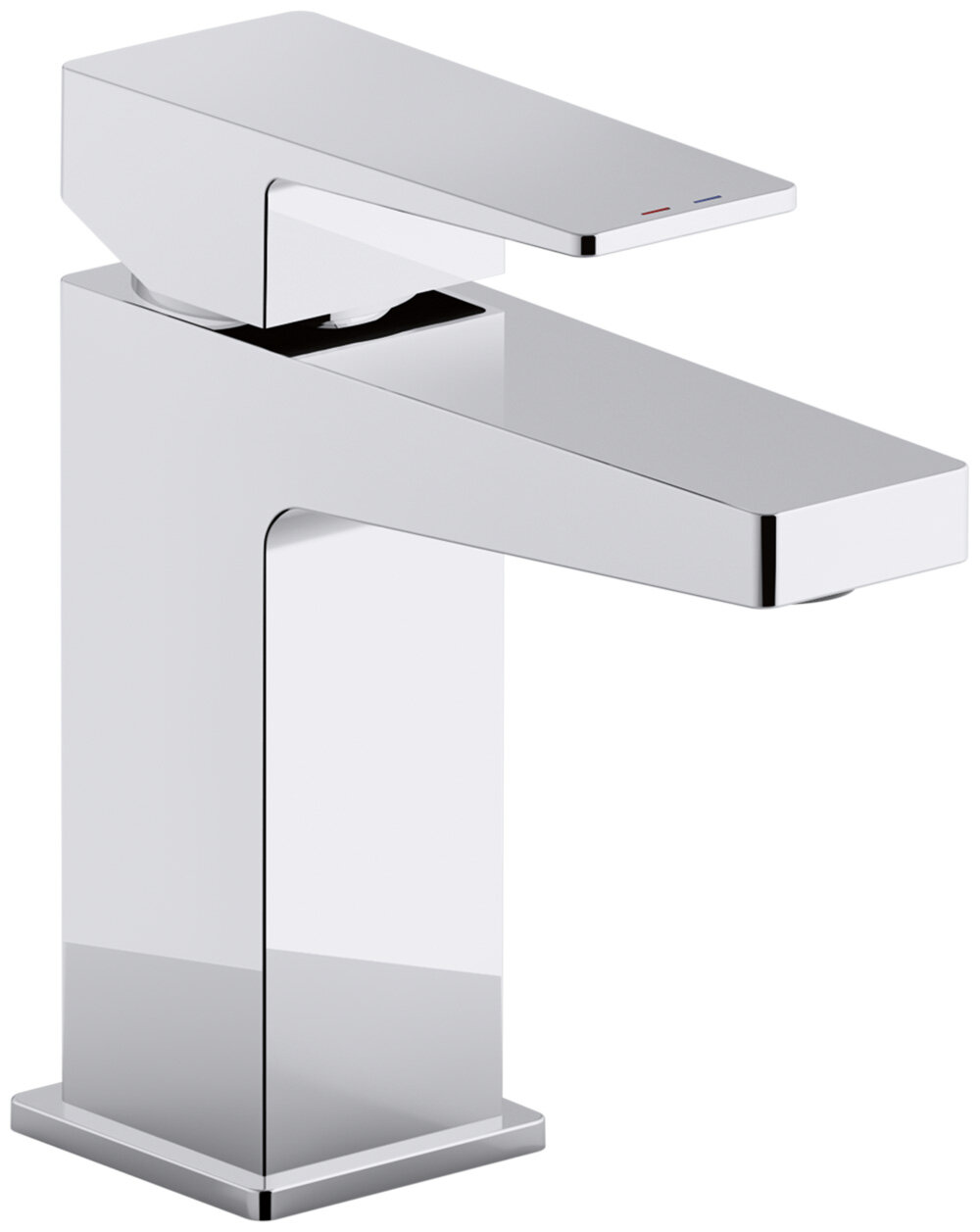 K 99760 4 Cp Kohler Honesty Single Handle Bathroom Sink Faucet With