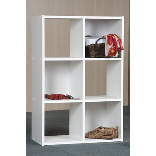 Cube Bookcase by Mylex Fresh