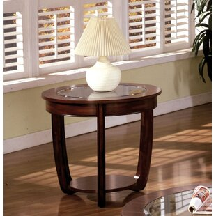 Compare prices Daughtrey End Table ByRed Barrel Studio