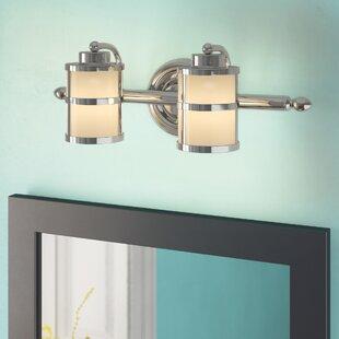 Delavan 2-Light Vanity Light ByEbern Designs