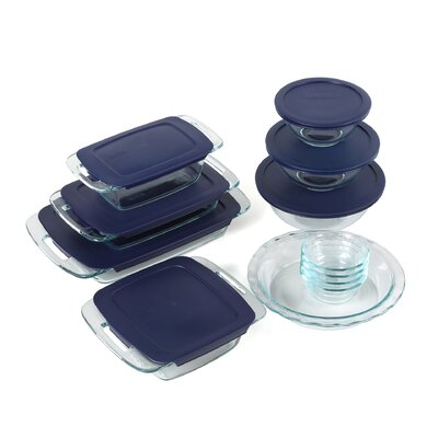 Easy Grab 19 Piece Bakeware Set