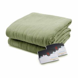 Davina Micro Plush Electric Heated Blanket