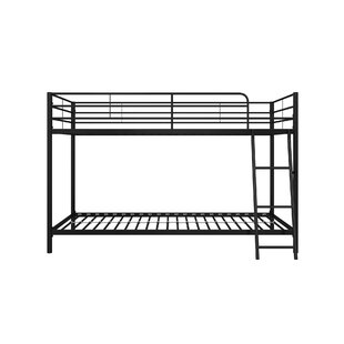 Ahmad Twin Bunk Bed by Harriet Bee Herry Up