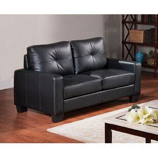 Lucious Loveseat by Ebern Designs