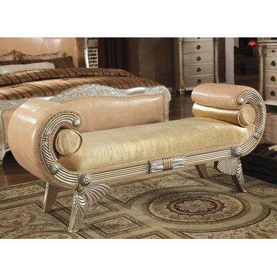 Mabel Upholstered Bench Astoria Grand