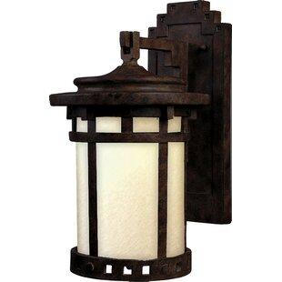 Price comparison Esplanade Outdoor Wall Lantern By Millwood Pines