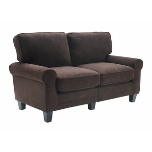 Copenhagen Loveseat by Serta at Home