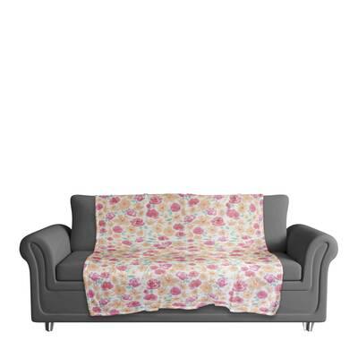 26 x 26 Square Floor Pillow Kess InHouse Theresa Giolzetti Oliver Magenta