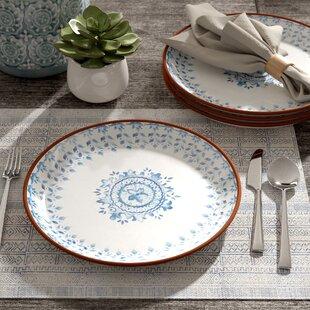Yasmine Dinner Plate (Set of 4)