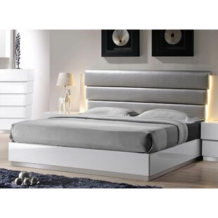 Langridge Upholstered Platform Bed