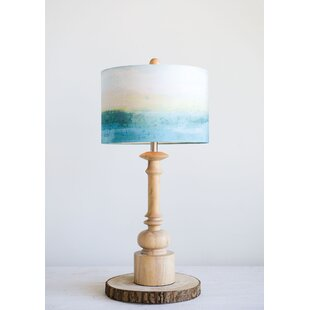 Chretien Wood 30 Table Lamp