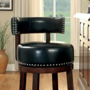 Acree 24 Swivel Bar Stool (Set of 2) DarHome Co