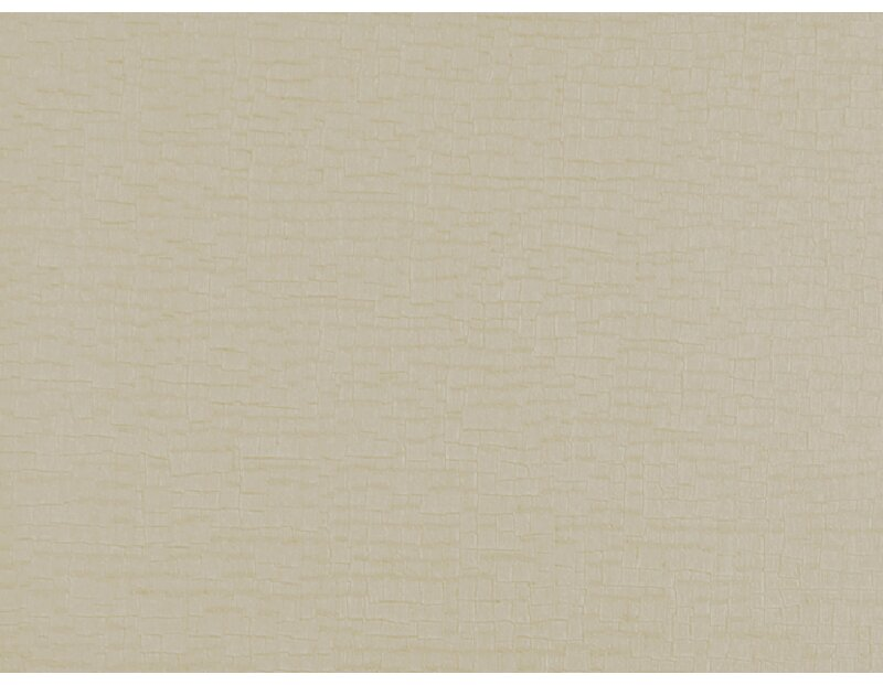 "World Menagerie Louisburg Metallic 33 L x 20.5"" W Texture Wallpaper Roll  Color: Beige"