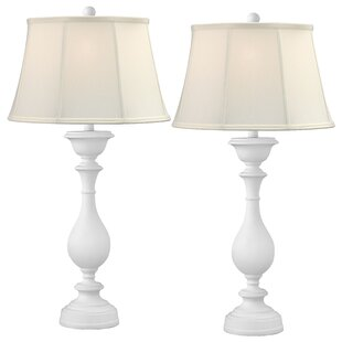 Gwinn Coastal 33 Table Lamp (Set of 2)