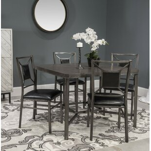 Falkville 5 Piece Dining Set
