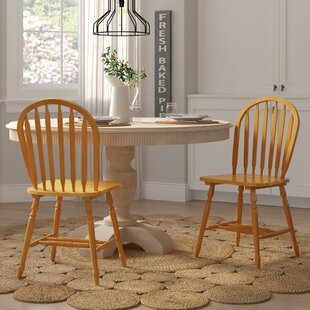 Mona Arrowback Side Chair (Set Of 2) by Andover Mills Reviews