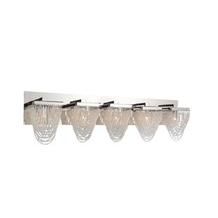 Looking for Finke 5-Light Vanity Light By CWI Lighting