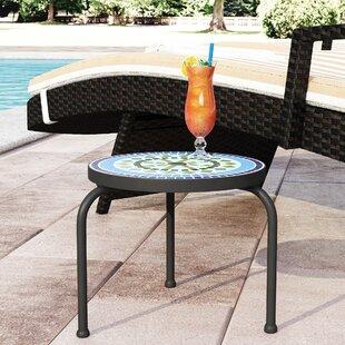 Sebago Stone/Concrete Side Table