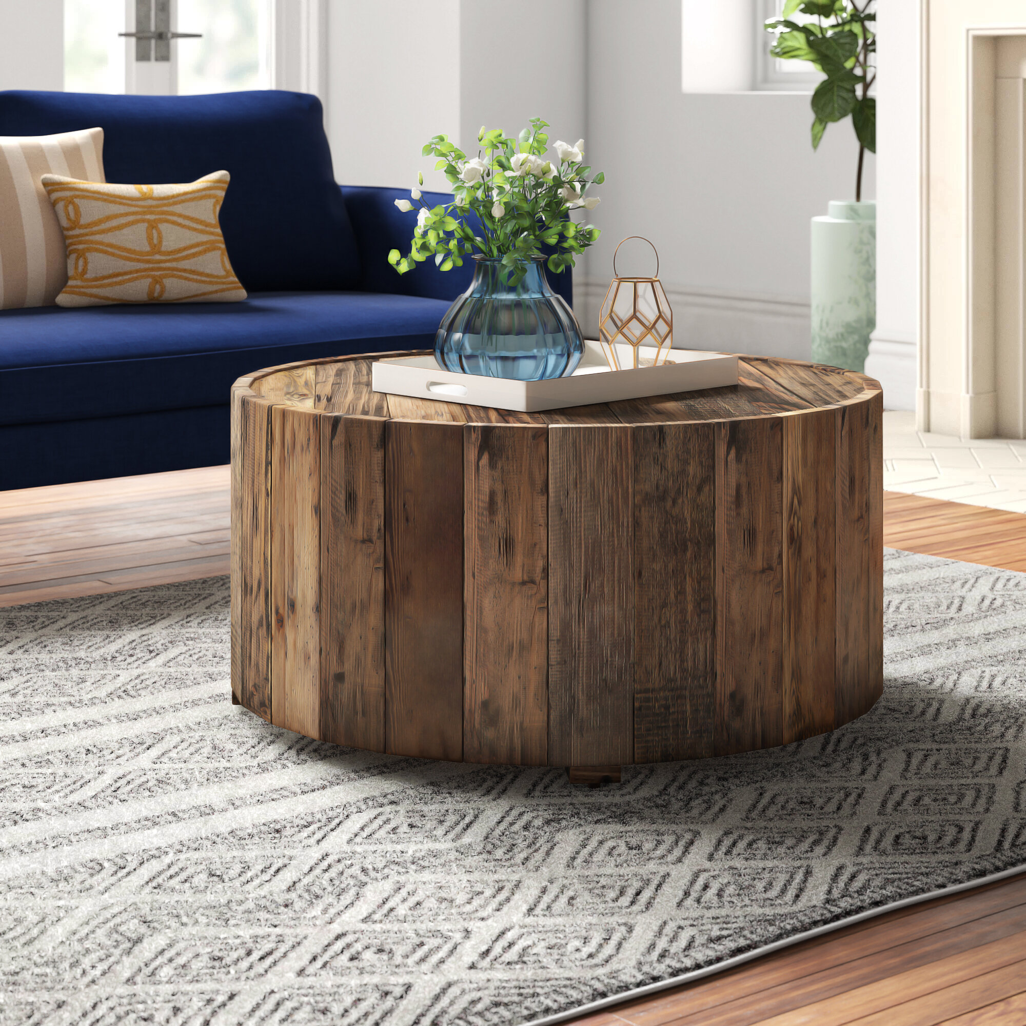 Round Coffee Tables Free Shipping Over 35 Wayfair