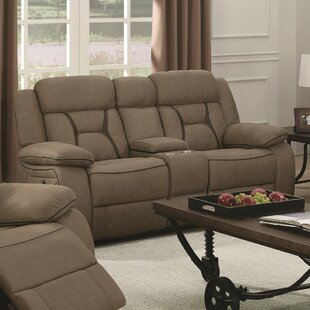 Affordable Price Jolien Motion Reclining Loveseat by Red Barrel Studio Reviews (2019) & Buyer's Guide