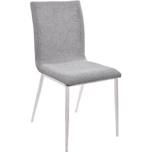 Bonetti Upholstered Dining Chair (Set of 2) Orren Ellis