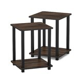 Annie End Table Set with Storage (Set of 2) by Zipcode Design™