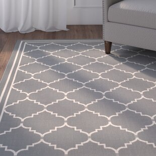 Herefordshire Gray Indoor/Outdoor Area Rug