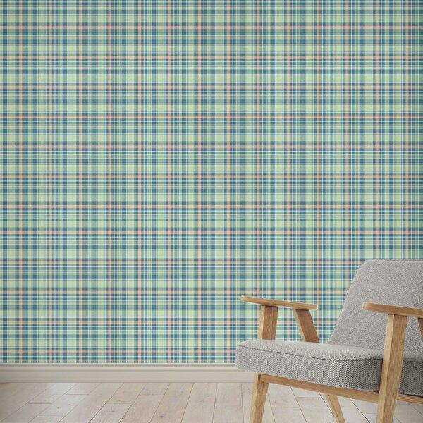 August Grove Hitchens 48 L X 24 W Peel And Stick Wallpaper Panel Wayfair