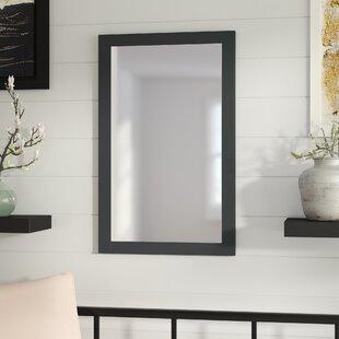 Best Reviews Caren Bathroom/Vanity Mirror ByZipcode Design