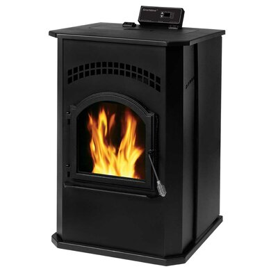 Smart Direct Vent Wood Pellets Stove England's Stove Works