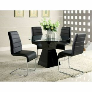 Appomattox 5 Piece Dining Set (Set Of 5) by Orren Ellis Reviewst