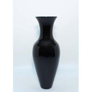 Black Large Vases Urns Jars Bottles You Ll Love In 2021 Wayfair