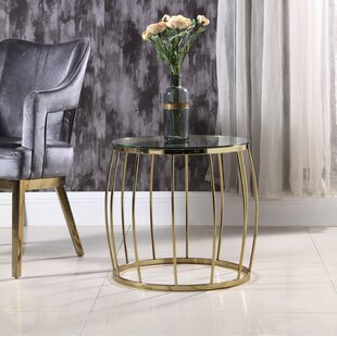 Cano End Table by Mercer41 2019 Online